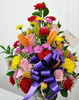 Mixed Floral Bouquet 2