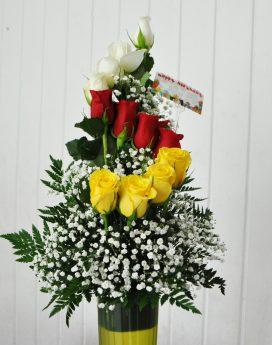 12 Rose Special Bouquet