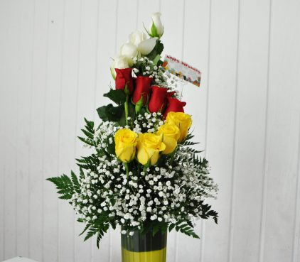 12 Rose Special Bouquet